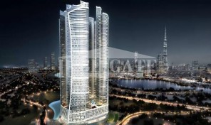 Damac Tower by Paramount Hotel: Studio
