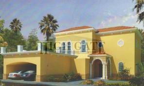 Jumeirah Park: Offplan 4 Bed Villa