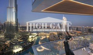 Opera Grand 3 BR + Maid Room Apartment for sale in Downtown Dubai