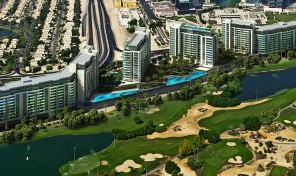 2 BR Apartment with Pool and Park View for sale in Dubai Hills (Mulberry Heights)