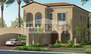 Off Plan!! Type 2, 4 bed + maid's room Lila villa in Arabian Ranches