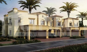 Close to Pool and Park! Mira 3 bed+maid's room Villa in Phase 5, Type 2M, Arabian Ranches