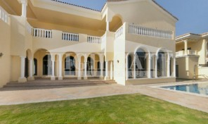 Gallery View 6 + Maid's + Driver room in Palm Jumeirah @ 21M