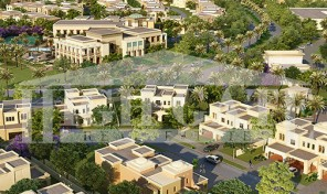 Brand new! Casa 4 Bed + Maid's room villa in Arabian Ranches