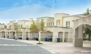 Corner 3 bed + study room villa in Type 3E, The Springs