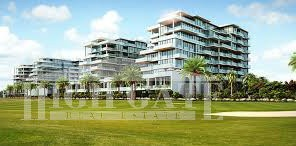 Full Golf Course view studio apartment at Golf Terrace @ Akoya by Damac