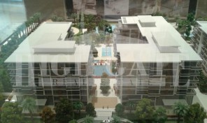 Mulberry at Park Heights – corner 3B+M unit