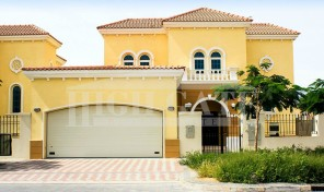 Best Offer! 3Bed Legacy Large Villa in Jumeirah Park – Vacant