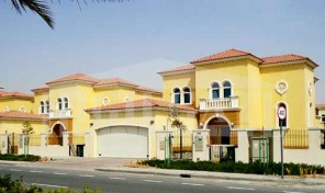 Package 3, Legacy Small 3Bed Villa with Huge Plot in Jumeirah Park
