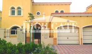 4 Bed Ready Legacy Villa With Beautiful Garden for Rent in Jumeirah Park