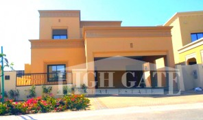 Vacant Now!!!3Bed Casa Villa in Arabian Ranches