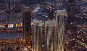 New Launch By EMAAR Luxury Apt. in Views II Tower 3