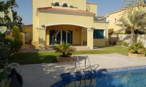 Beautifully Landscaped 4 Bed Villa in District 4
